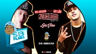 MC Adams feat MC Léo - Musicalidade (Lyric Video) Boss Dj