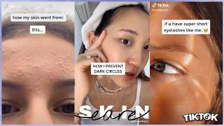 skincare tik tok compilation