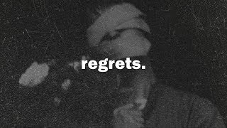 Free 6lack x Xxxtentacion Type Beat - 'Regrets'' | Sad Piano Instrumental Beat 2020