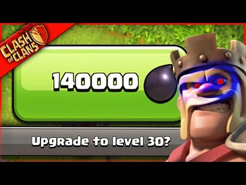 Thumbnail: SHOULD WE PUSH THIS? ▶️ Clash of Clans ◀️ BIGGEST DECISION EVER