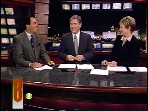 Nov. 20, 2000, Gary Waddell & Paula Francis, Eyewitness News at 6:00 PM