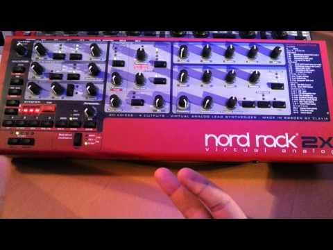 [Tuto] #9 Nord Lead 2X : Roland TB-303 Bassline