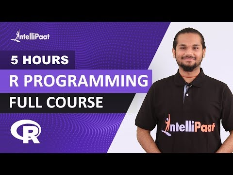 R Programming Training | R Programming Course | R Programming Tutorial | Intellipaat
