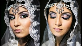Восточный свадебный макияж(, 2015-04-12T17:37:06.000Z)
