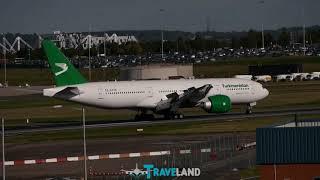 Turkmenistan Airlines - Türkmenistan Hava Yolları - Türkmen Howa Yollary  Traveland Turizm A.Ş.