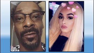 SNOOP DOGG Name Involved In CHEATING Scandal W/CELINA POWELL Reportedly