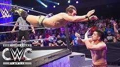 Johnny Gargano vs. T.J. Perkins - Second Round Match:  Cruiserweight Classic, Aug. 24, 2016