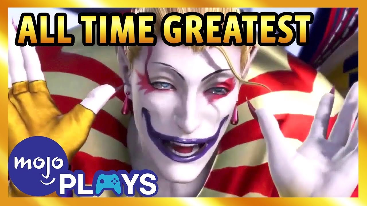 The Greatest Video Game Villain of All Time