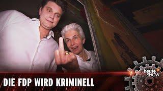 In der Drogenhöhle: FDP-Politikerin raucht Opium! ESCAPE! mit Lutz van der Horst