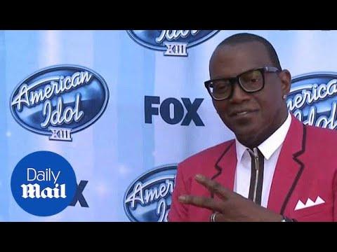 Randy Jackson At The 13th American Idol Season Finale - Daily Mail