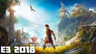 Assassin's Creed: Odyssey | E3 Presentation Gameplay Demo Walkthrough