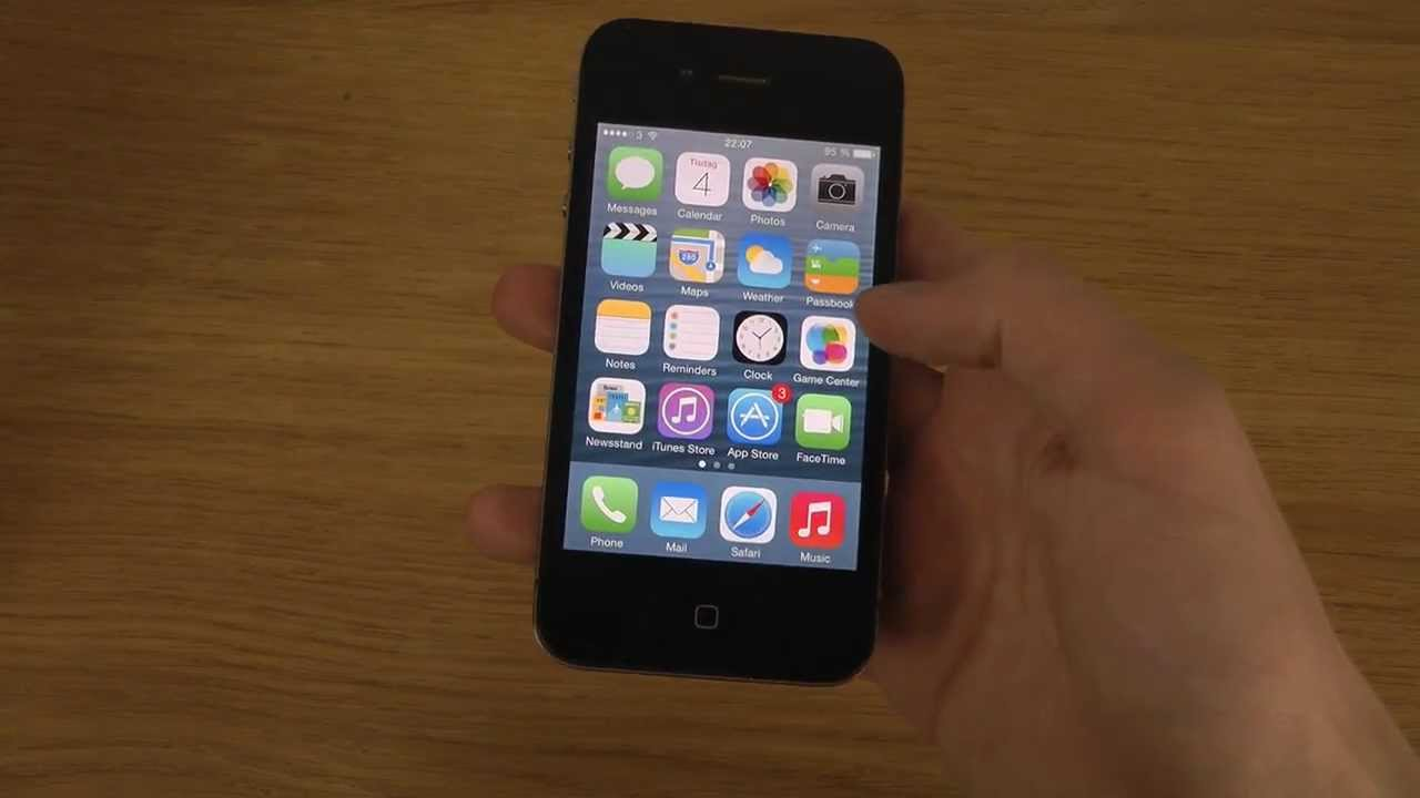 what version of iphone do i have iphone 4 ios 7 1 beta 5 review 8159