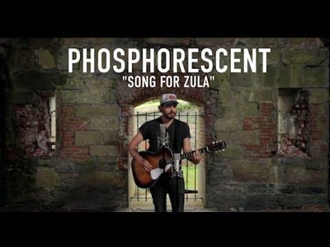 Phosphorescent - Song for Zula (Lyric Video) | HD