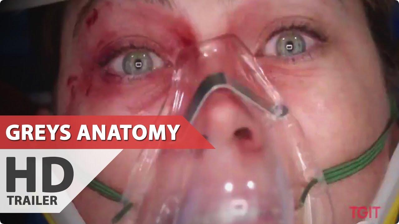 "Grey's Anatomy 12x09 TV Promo ""The Sound of Silence"" (2016 ..."