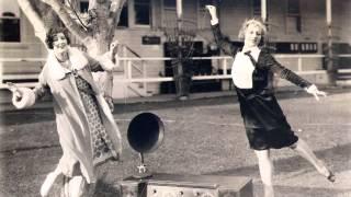 The 1956 WEXF Campaign - Maude & Emma Walkin