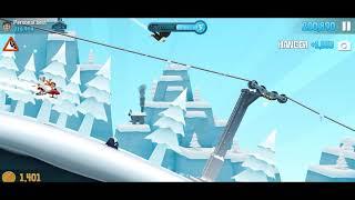 Ski Safari2 | Ski Safari | Ski Safari2 Game | Safari | Ski Safari 2 Gameplay Ski Safari 2 iOS screenshot 4