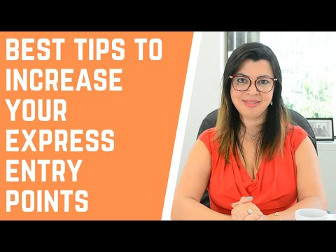 10 TIPS ON HOW TO IMPROVE YOUR CRS SCORE ON EXPRESS ENTRY