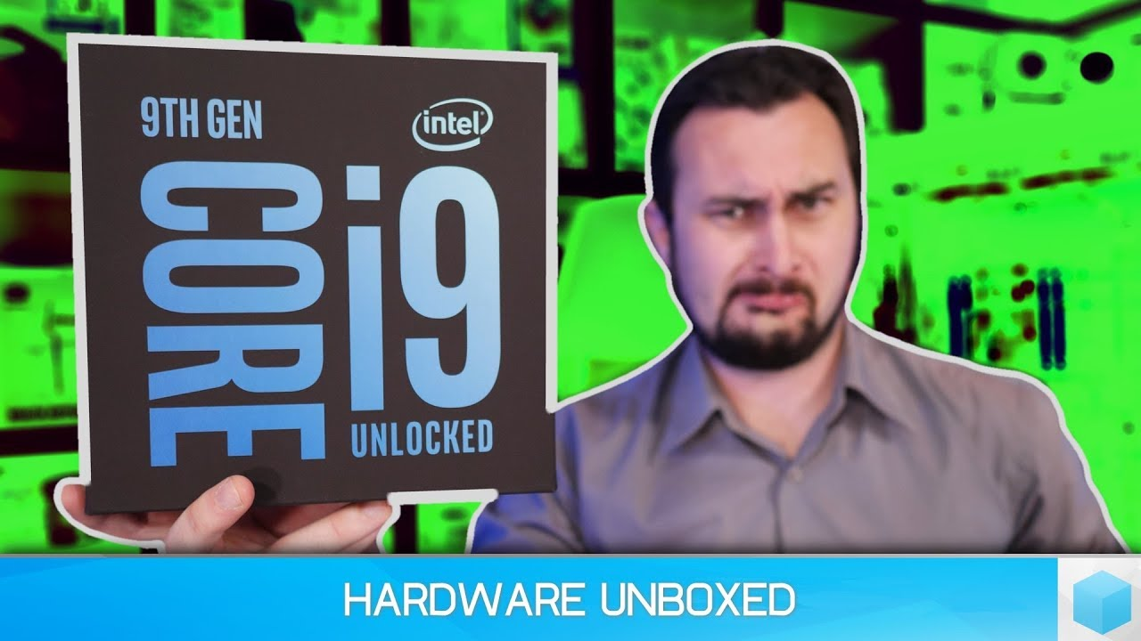 Intel Core i9-9900K 9th Generation CPU Review @ [H]   Page 5   [H