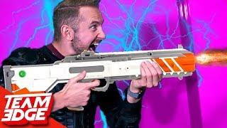Extreme Laser Tag Battle!!