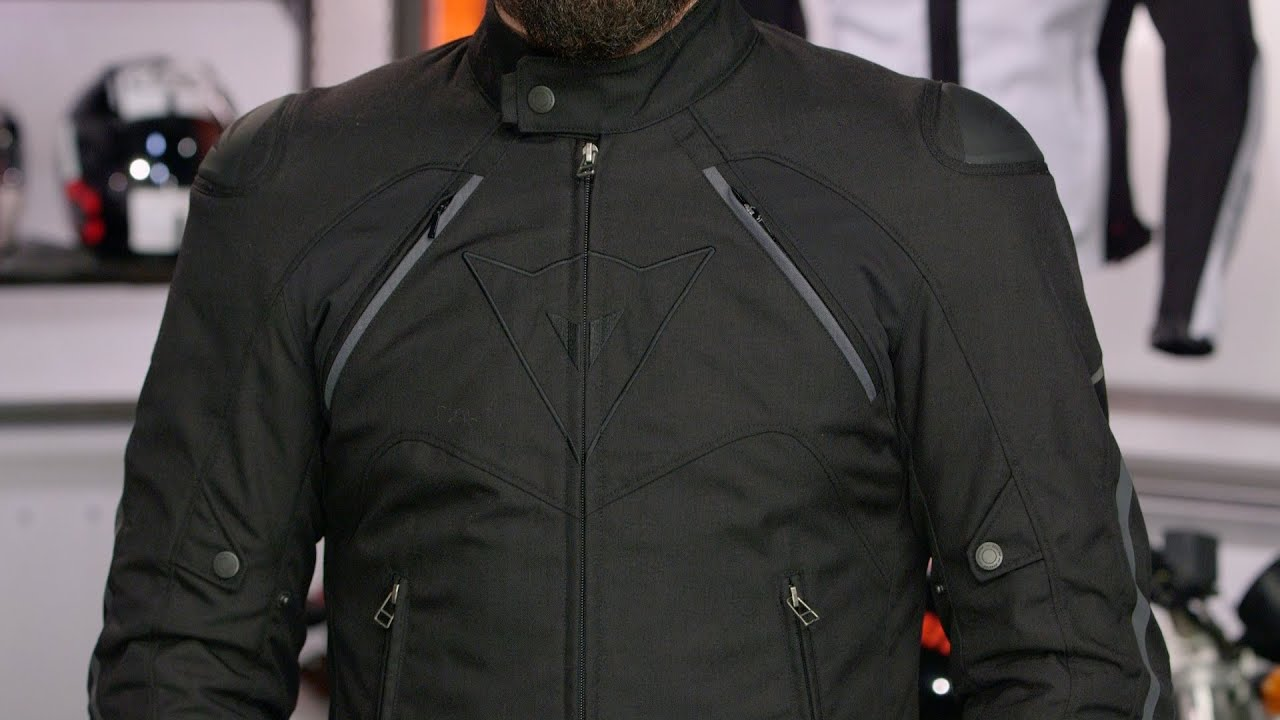 Dainese Hawker D-Dry Jacket Review at RevZilla.com - YouTube 908899eb8dc