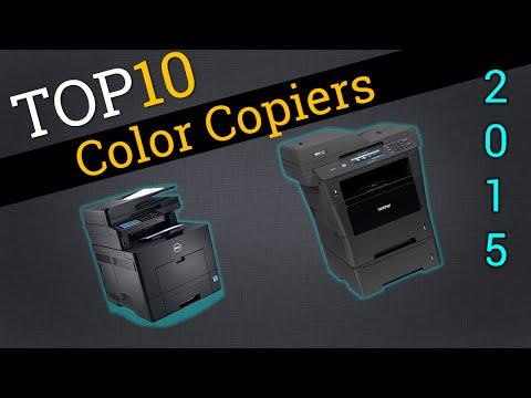 Top 10 Color Copiers 2015 | Compare The Best Color Copiers