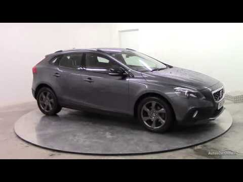 2013 Volvo V40 D2 Cross Country Lux Youtube