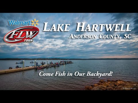 Lake Hartwell Anderson SC