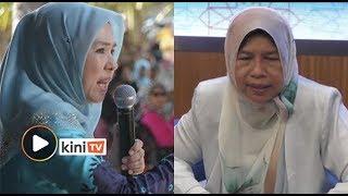 Giliran Naib Ketua Wanita PKR tegur Zuraida