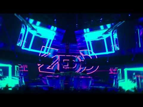 Zedd Echo Tour @ Pepsi Center Mexico 2017 4k