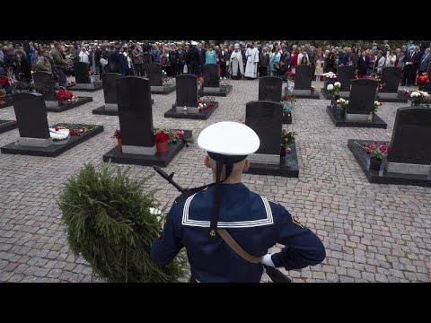 شاهد: روسيا تحيي الذكرى الـ20 لكارثة الغواصة النووية -كورسك-…  - نشر قبل 42 دقيقة
