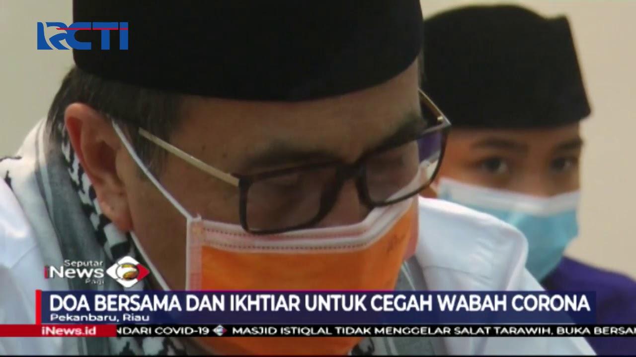 Zikir Bersama Warga Riau  untuk Wabah Corona di Indonesia – SIP 22/04