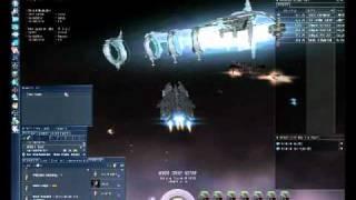 Eve Online : Titan Bridge FAIL