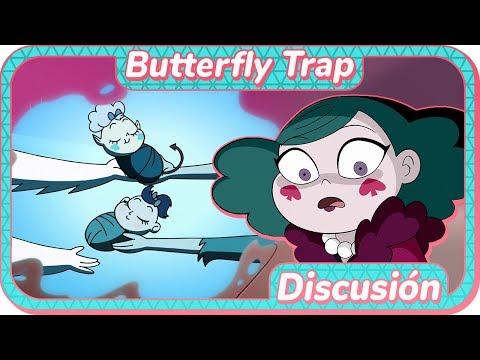 Star vs las fuerzas del mal | Butterfly Trap | Moon y Star NO SON BUTTERFLY | Discusión | T3 E16 a