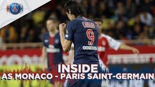 INSIDE - AS MONACO vs PARIS SAINT-GERMAIN