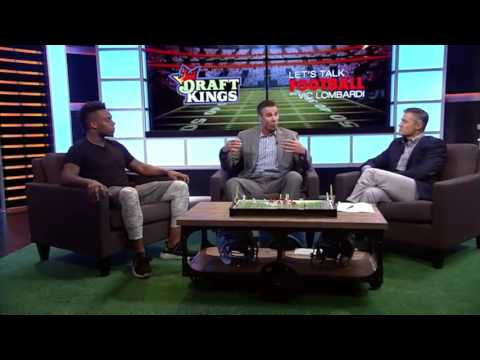 Watch Vic's entire video with Brandon Marshall.