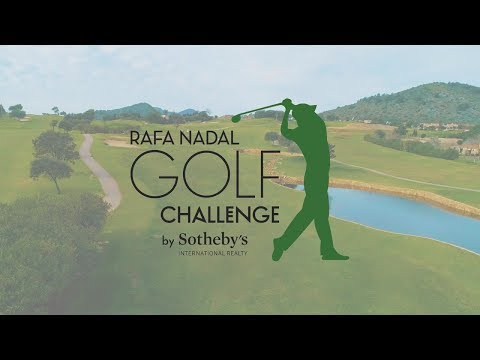 Sotheby's International Realty® Hosts Exclusive Golf Tournament with Rafa Nadal Sports Center