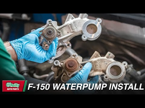 How To: Replace a Water Pump on a 2009 to 2017 Ford F-150