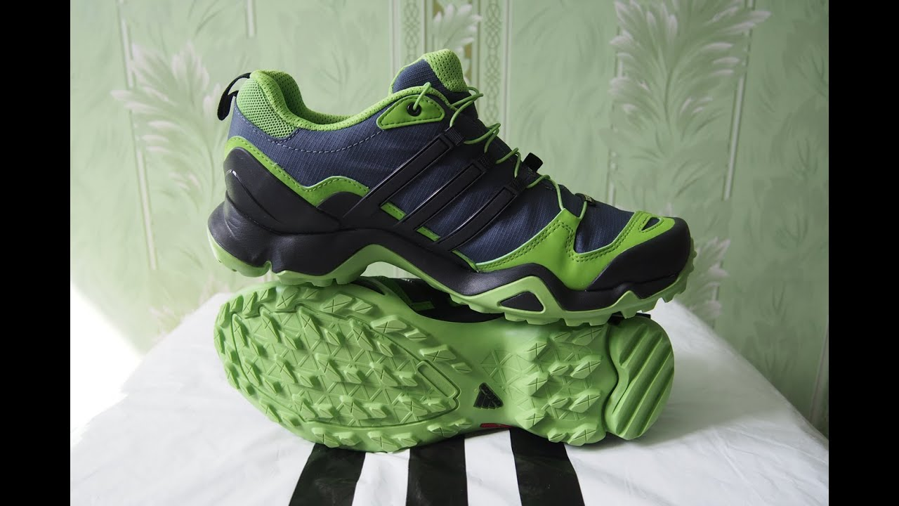 adidas terrex swift r gtx green