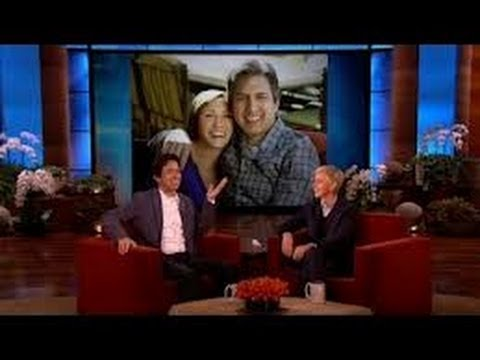 Ray romano on his wife on the ellen