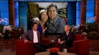 Ray romano on his wife on the ellen show