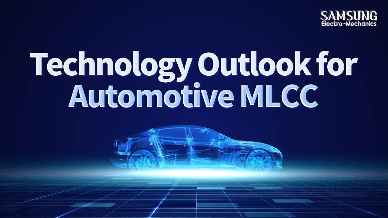 Technology Outlook for Automotive MLCC [English ver.]