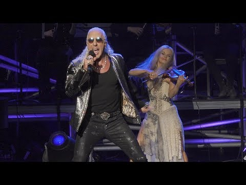 EXCLUSIVE: Dee Snider Kicks Off His Rocktopia Run With Were Not Gonna Take It