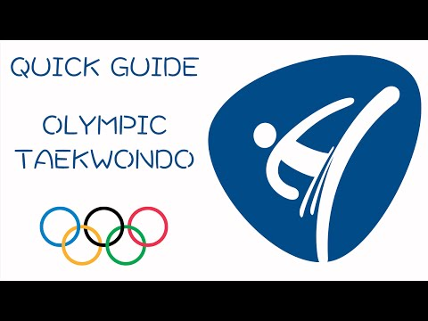 Quick Guide to Olympic Taekwondo