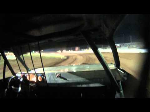 Abilene Speedway IMCA Hobby Stock Heat #2