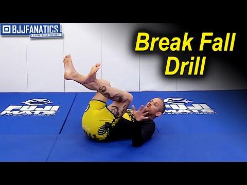 Break Falling Drill from Jeff Glover