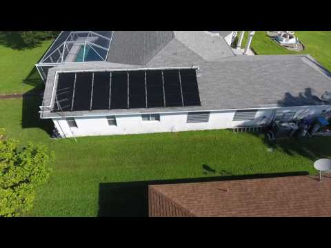 Solar Panels for Pool in Cape Coral, FL