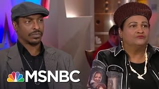 Muhammad Ali's Son, Ex-Wife Detained, Questioned At Airport | MSNBC