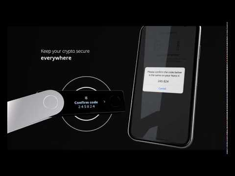 Ledger Nano X Video