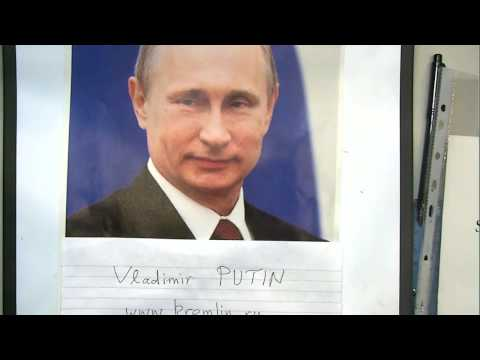 How Putin reacts... - UCL Lunch Hour Lecture