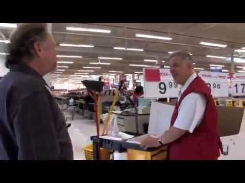 Stephen's Employment Story: Super Store